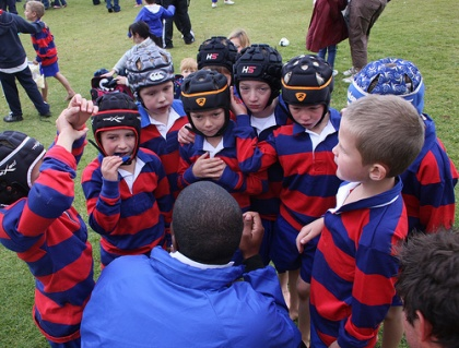 Changes to Mini Rugby